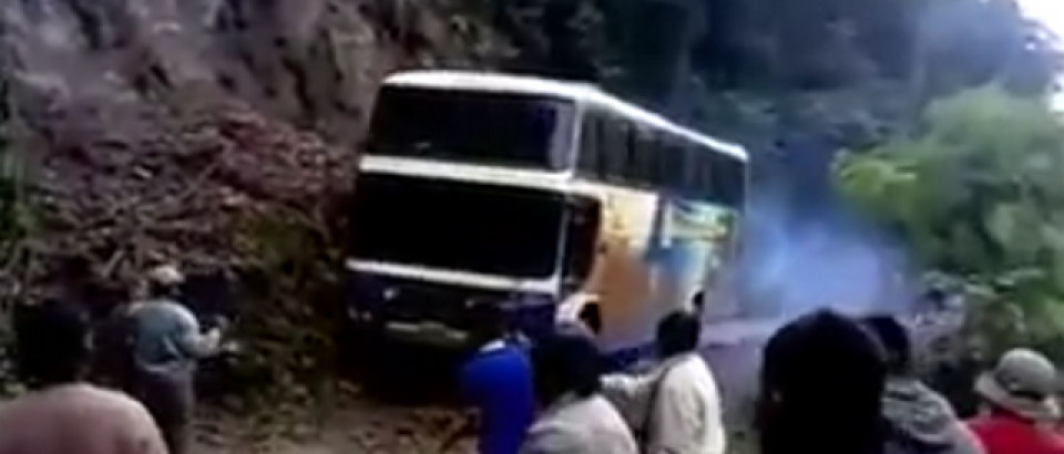 Crazy BUS Accident