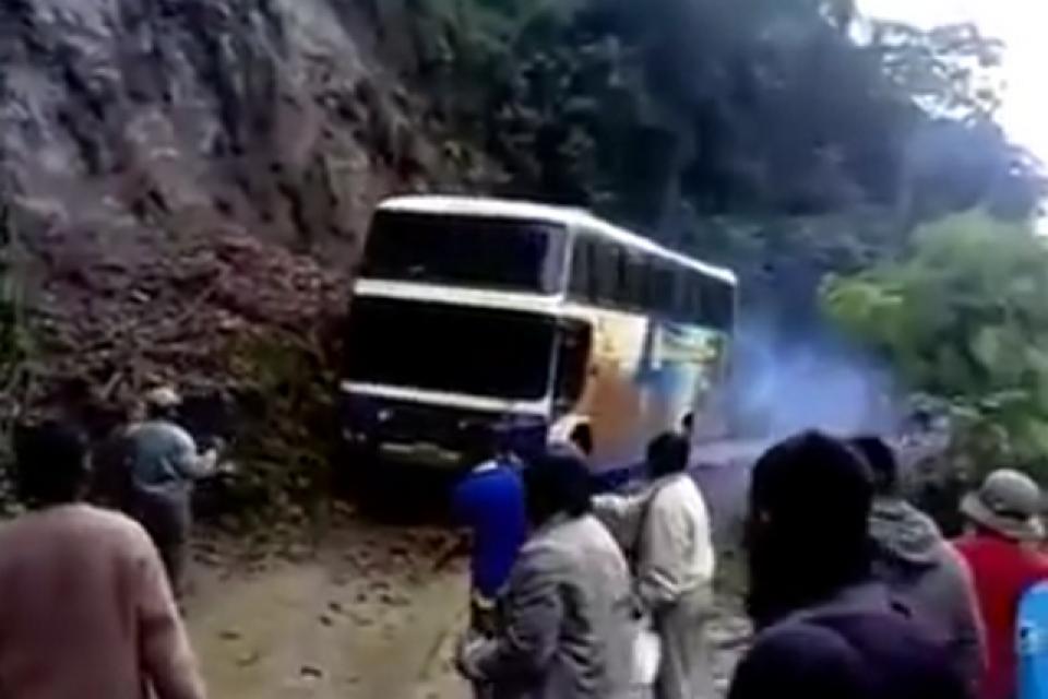 Crazy BUS Accident